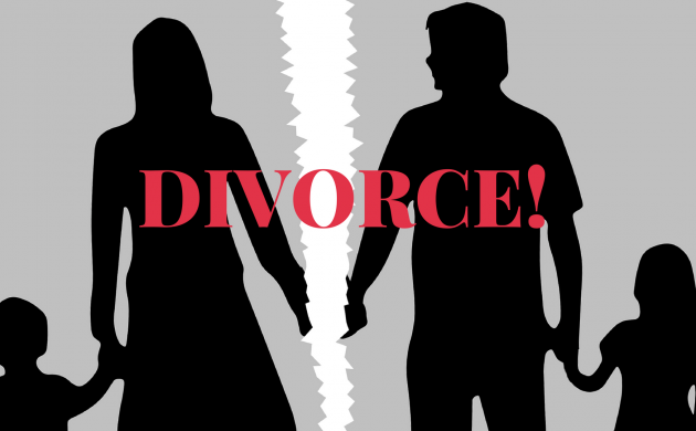 Divorce breaks down, Shattering Family- Why do relationships break ...